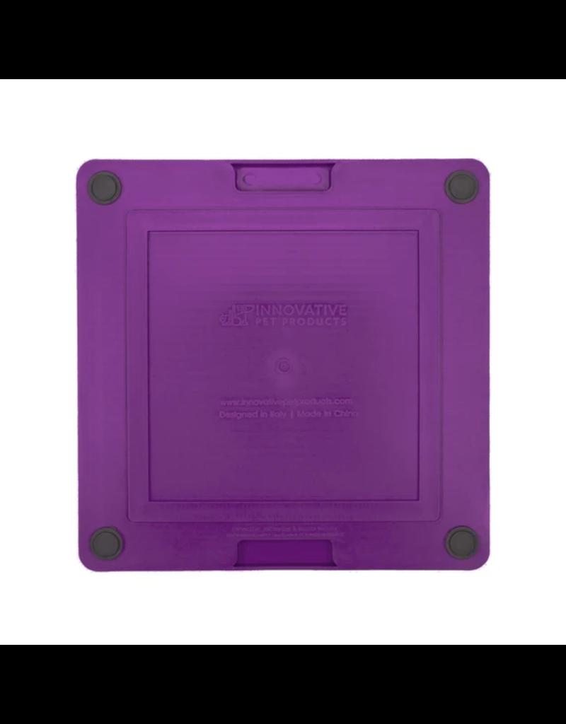 LickiMat Lickimat Tuff Series Interactive Feeder | Soother Purple