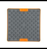 LickiMat Lickimat Tuff Series Interactive Feeder   Buddy Orange