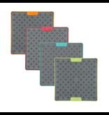 LickiMat Lickimat Tuff Series Interactive Feeder   Buddy Red