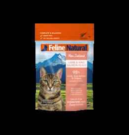 Feline Natural Feline Natural Cat Food Pouches | Lamb & Salmon 3 oz CASE