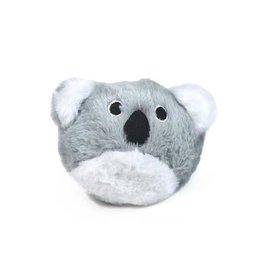 "Patchwork Pets Patchwork Pets Dog Toys | Pricklets Koala 4"""