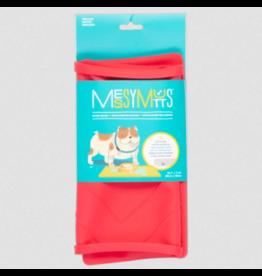 Messy Mutts Messy Mutts Food Mat | Watermelon Medium