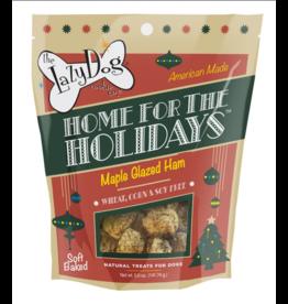 Lazy Dog Cookie Co. Lazy Dog Soft Baked Dog Treats Home for the Holidays 5 oz