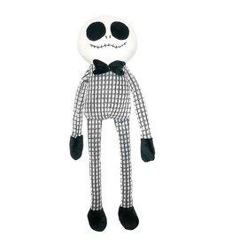 "Patchwork Pets Patchwork Pets Halloween Dog Toys   Muttley Skeleton 24"""