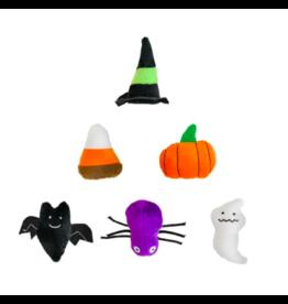 "Patchwork Pets Patchwork Pets Halloween Cat Toys | Halloween Set 3"" 6 pk"