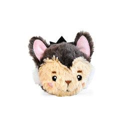 "Patchwork Pets Patchwork Pets Halloween Dog Toys | Pricklets Werewolf 4"""
