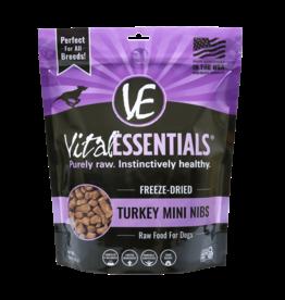 Vital Essentials Vital Essentials Freeze Dried Dog Food | Turkey Mini Nibs 16 oz