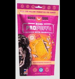 Boss Dog Brand Boss Dog Pro Puffs Dog Treats | Roast Chicken 6 oz