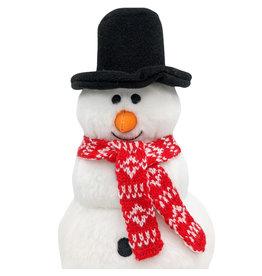 Fluff & Tuff Fluff & Tuff Inc. Holiday Dog Toys | Jack Snowman Medium