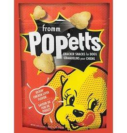 Fromm Fromm Pop'etts Dog Treats | Kickin' Chicken Liver 6 oz