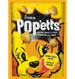 Fromm Fromm Pop'etts Dog Treats | Chompy Cheese 6 oz