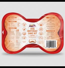 Puppy Cake LLC Puppy Cake Birthday Cake Kit | Pumpkin 9 oz