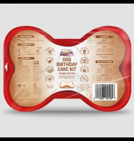 Puppy Cake LLC Puppy Cake Birthday Cake Kit | Peanut Butter 9 oz