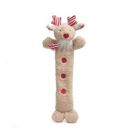HuggleHounds HuggleHounds 2021 Holiday Peppermint Collection | Long & Lovelie Reindeer