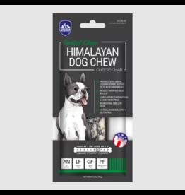 Himalayan Dog Chew Himalayan Dog Treats | Cheese Charcoal Chew Medium 5.3 oz
