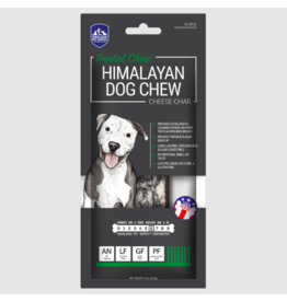 Himalayan Dog Chew Himalayan Dog Treats | Cheese Charcoal Chew Extra Large (XL) 5.3 oz