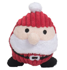 HuggleHounds HuggleHounds 2021 Holiday Classic Collection | Catnip Santa Extra Small (XS)/Wee
