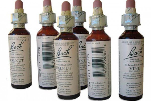 Bach Flower Remedies - Nature's Healing Essences
