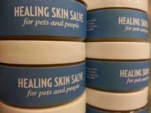 Skin Salve for Cats and Dogs