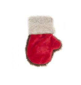 West Paw West Paw Dog Christmas Toys 2017 Mitten