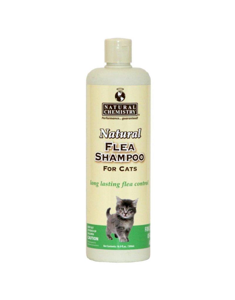 Natural Chemistry Flea Shampoo For Cats 16 fl oz