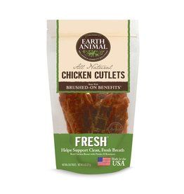 Earth Animal Earth Animal Dog Jerky Treats Fresh Chicken 8 oz