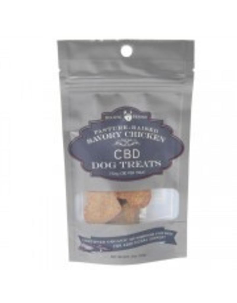 Holistic Hound Holistic Hound CBD treats Chicken 7.5 mg Sample