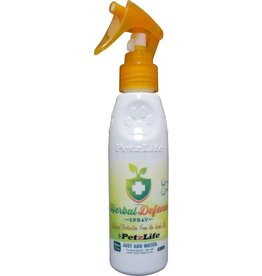 Petzlife PETZLIFE Herbal Defense Spray 4.5 oz