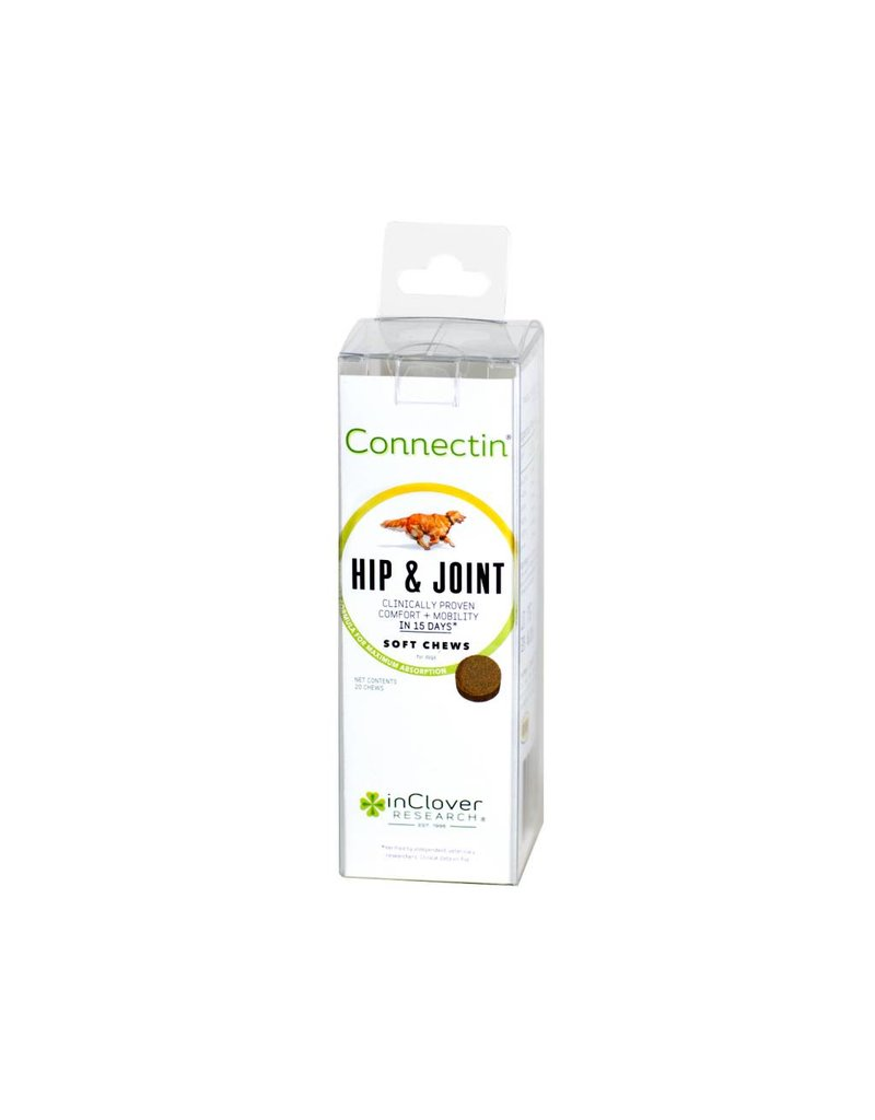 Inclover InClover Connectin Joint Support Soft Chews 20 ct