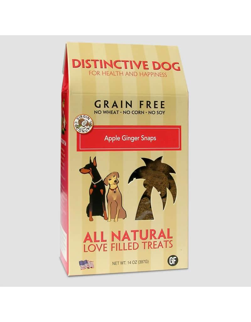 Himalayan Dog Chew Himalayan Distinctive Dog Treats 14 oz Grain Free Apple Ginger Snaps
