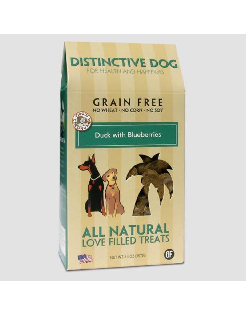 Himalayan Dog Chew Himalayan Distinctive Dog Treats 14 oz Grain Free Duck w/Blueberries