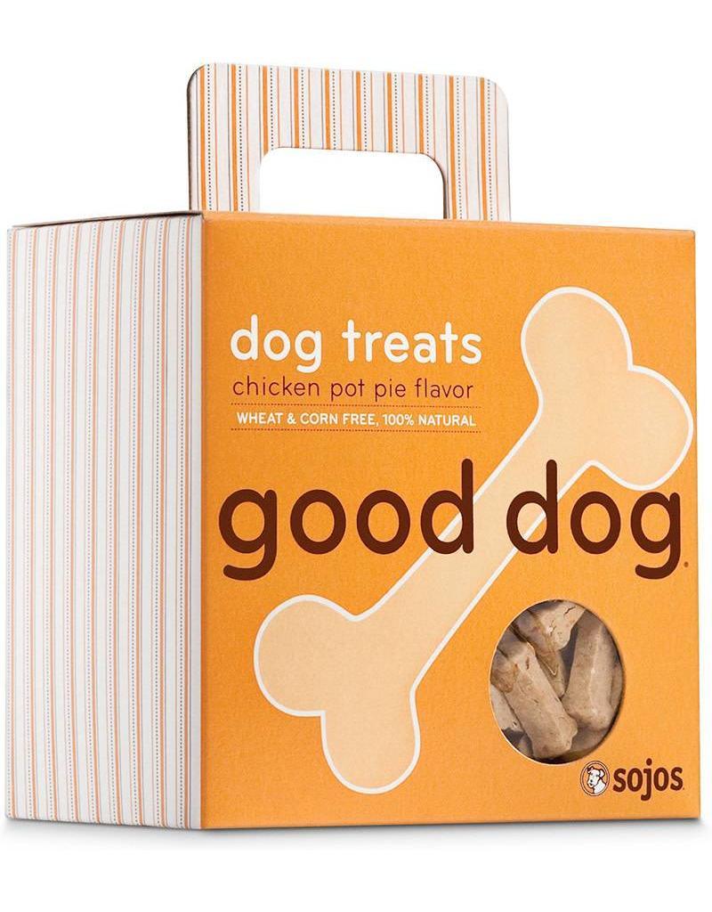 Sojo's Sojo's Crunchy Dog Treats Good Dog Chicken Pot Pie 8 oz
