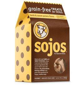 Sojo's Sojos Crunchy Dog Treats 10 oz Lamb & Sweet Potato