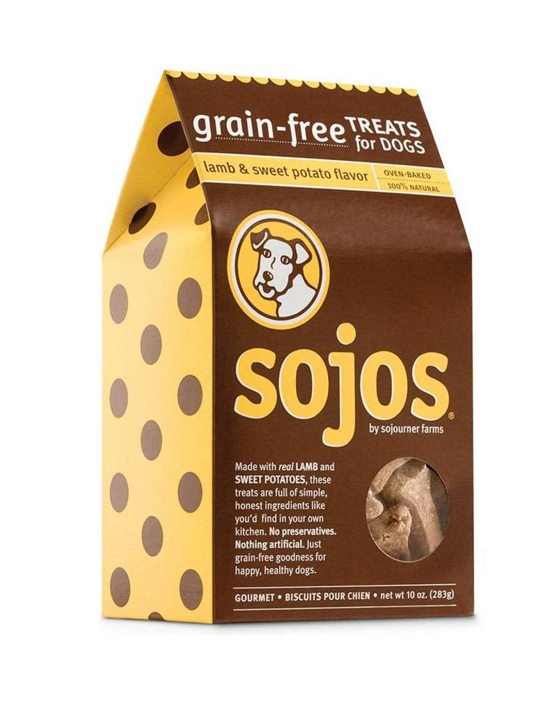 Sojo's Sojos Crunchy Dog Treats 10 oz Lamb & Sweet Potato