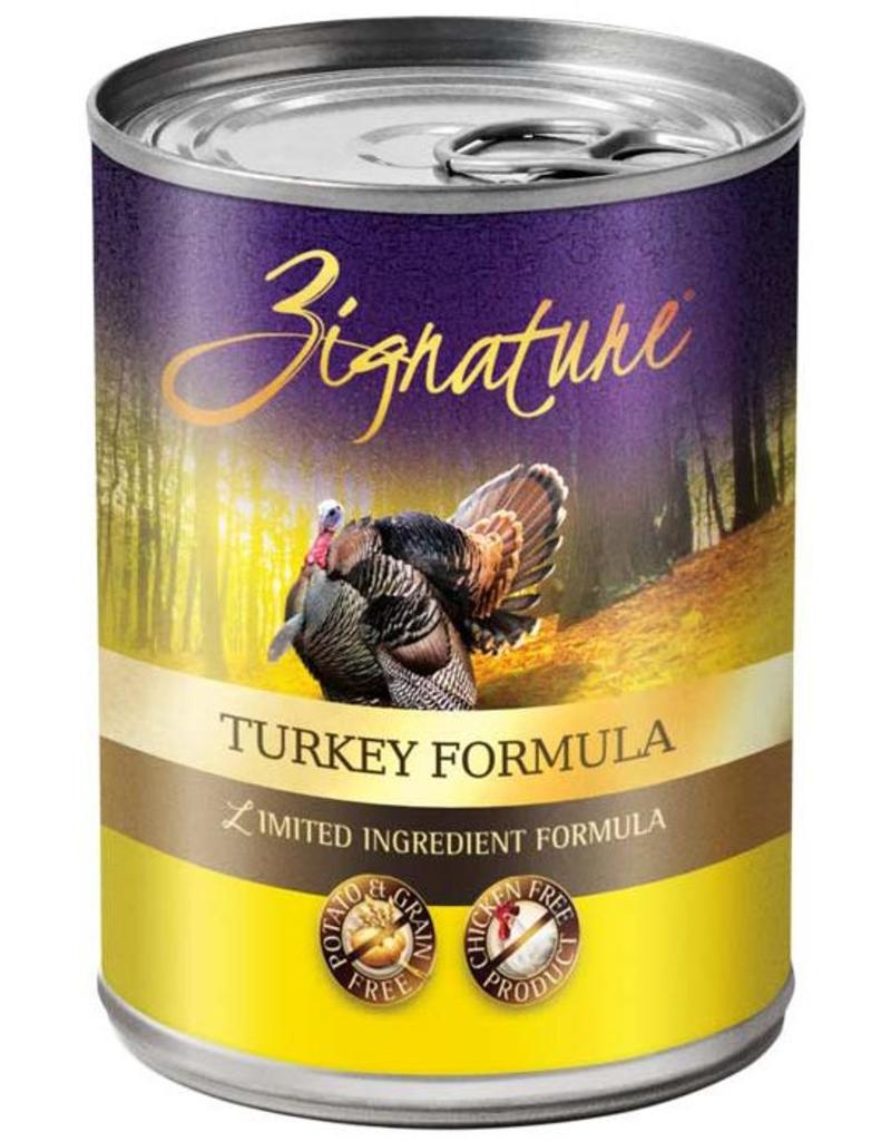 Zignature Zignature Dog 13-oz, case of 12