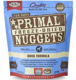Primal Pet Foods Primal Freeze Dried Dog Nuggets Duck 5.5 oz