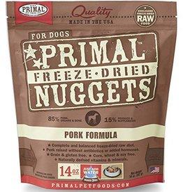Primal Primal Freeze Dried Dog Nuggets 14 oz Pork