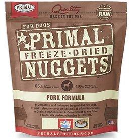 Primal Pet Foods Primal Freeze Dried Dog Nuggets Pork 5.5 oz
