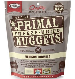 Primal Primal Freeze Dried Dog Nuggets 14 oz Venison