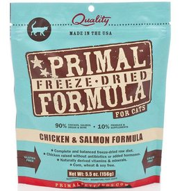 Primal Pet Foods Primal Freeze Dried Cat Nuggets Chicken & Salmon 5.5 oz