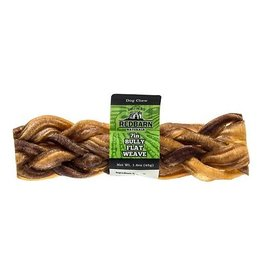 "Red Barn Red Barn Dog Bully Sticks  7"" Bully Flat Braid"