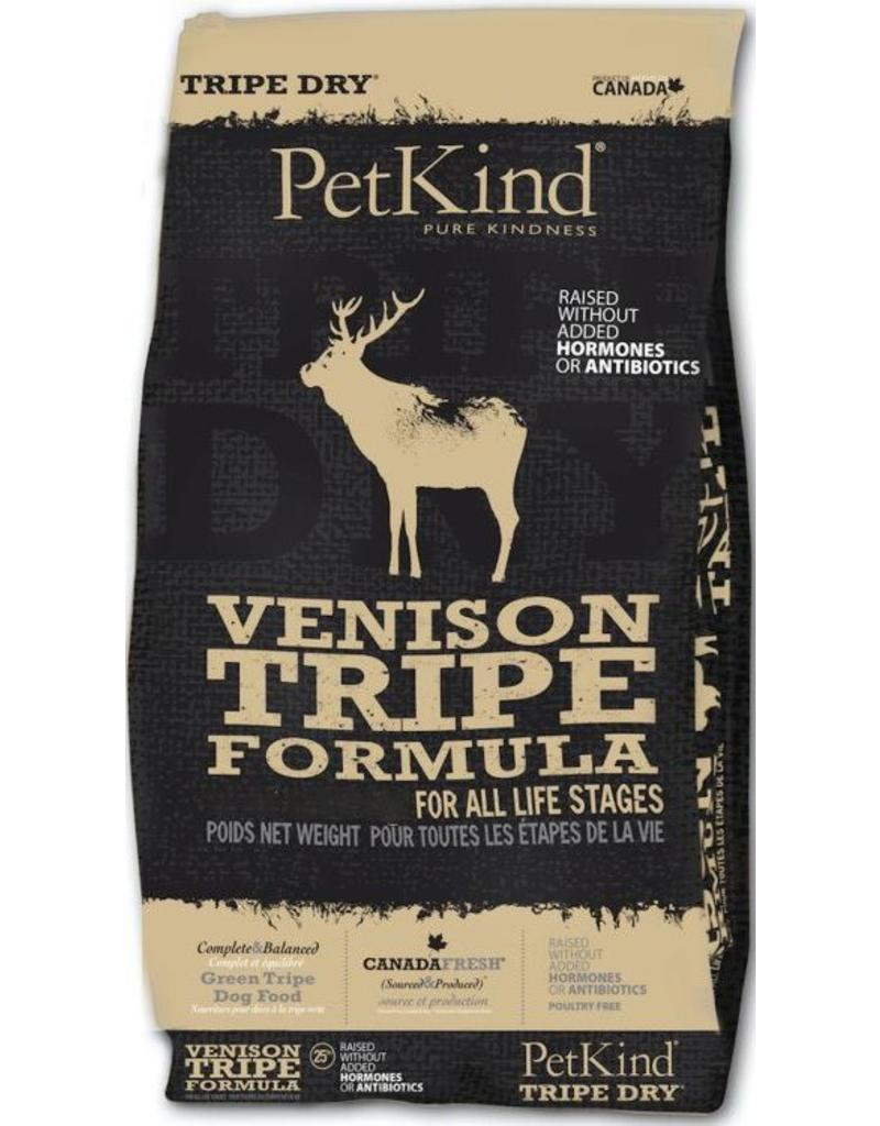 Petkind PetKind Dog Kibble Venison Tripe 2 lb