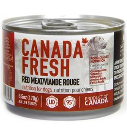 Petkind Petkind Canada Fresh Canned Dog Food Red Meat 6 oz single