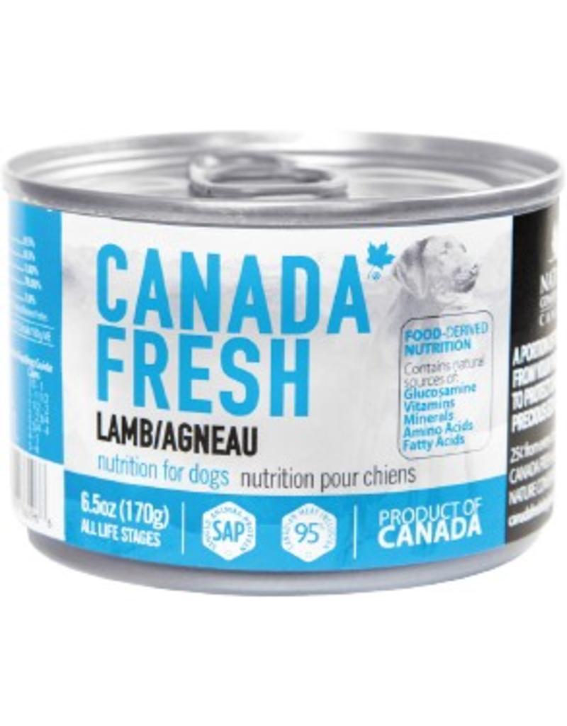 Petkind Petkind Canada Fresh Canned Dog Food Lamb 6 oz single