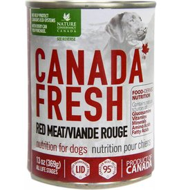 Petkind Z Petkind Canada Fresh Canned Dog Food Red Meat 13 oz single