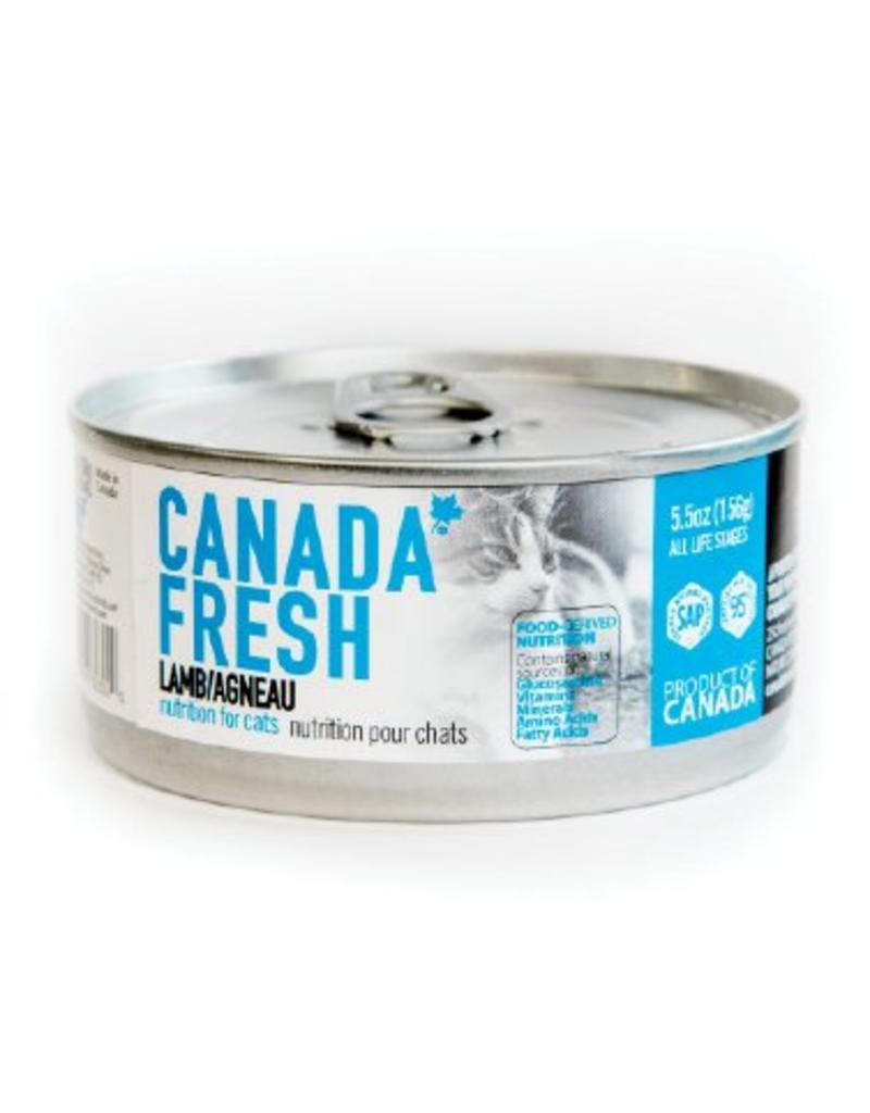 Petkind Petkind Canada Fresh Canned Cat Food Lamb 5.5 oz single
