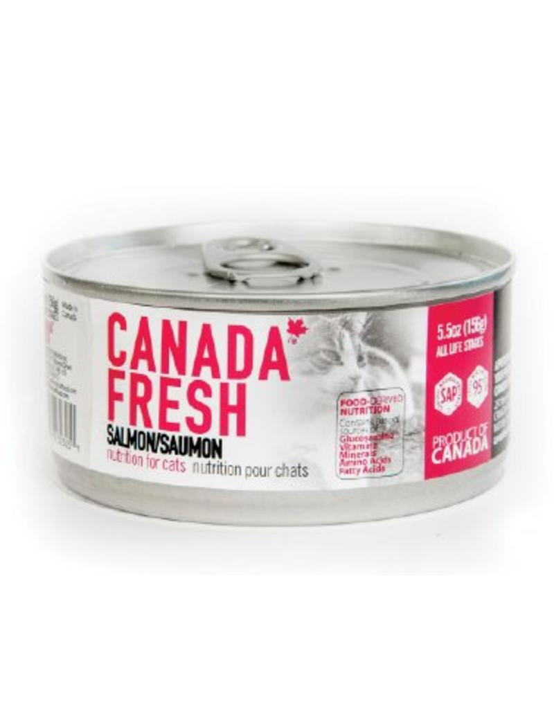 Petkind Petkind Canada Fresh Canned Cat Food Salmon 5.5 oz single