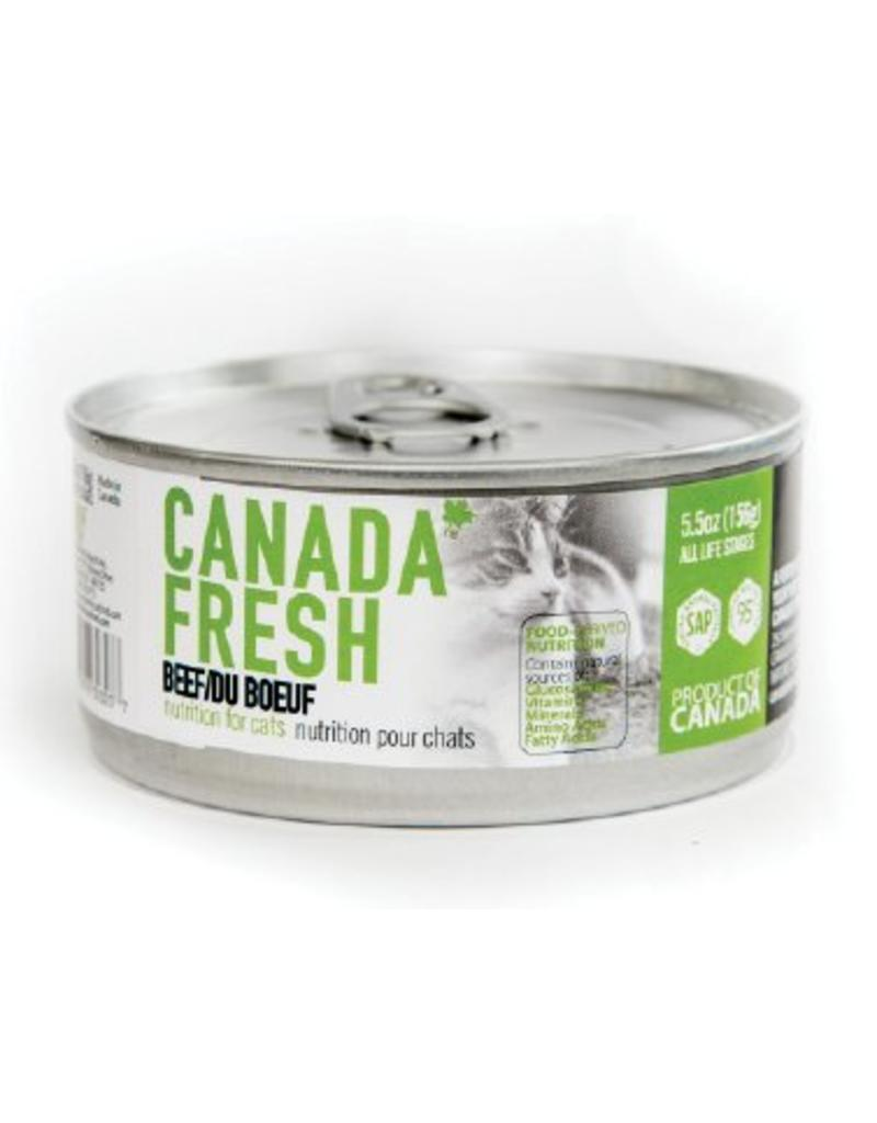 Petkind Petkind Canada Fresh Canned Cat Food Beef 5.5 oz single