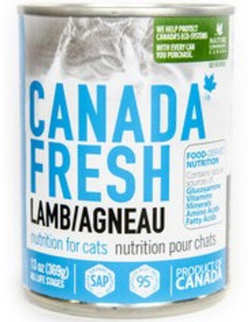 Petkind Petkind Canada Fresh Canned Cat Food Lamb 13 oz single