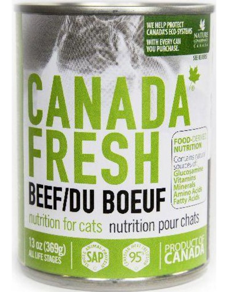 Petkind Petkind Canada Fresh Canned Cat Food Beef 13 oz single